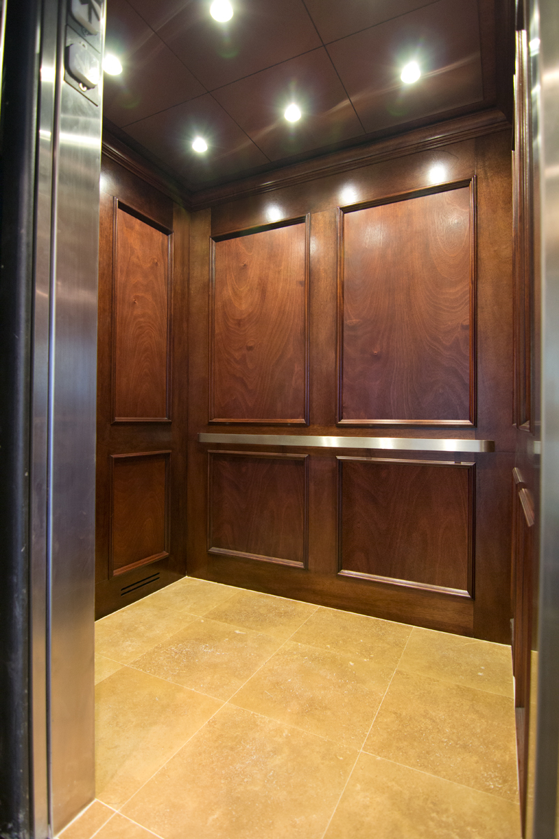 Custom Elevator Interiors Our Portfolio