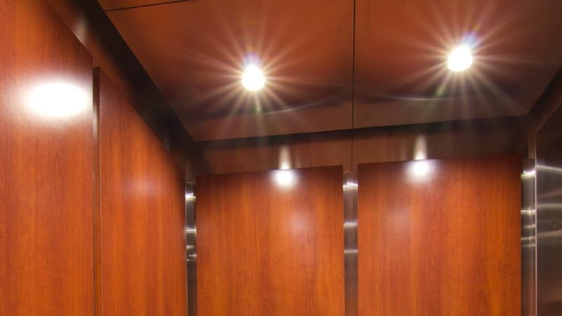 Custom Elevator Interiors